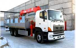 Манипулятор 16 тонн